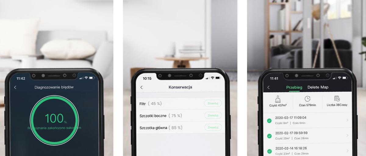 w aplikacji znajdziesz wiele funkcji dodatkowych