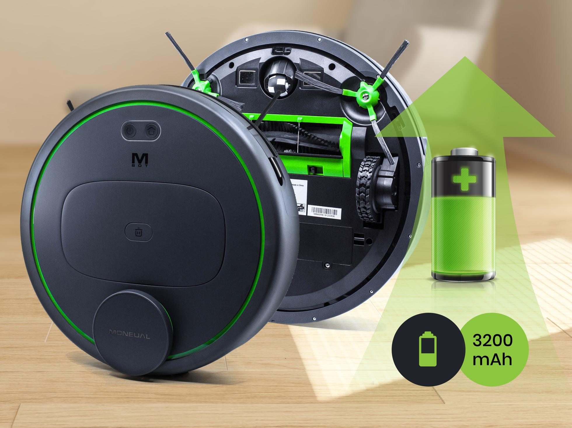 Duża bateria o pojemności 3200mAh zapewni wydajną i długa pracę