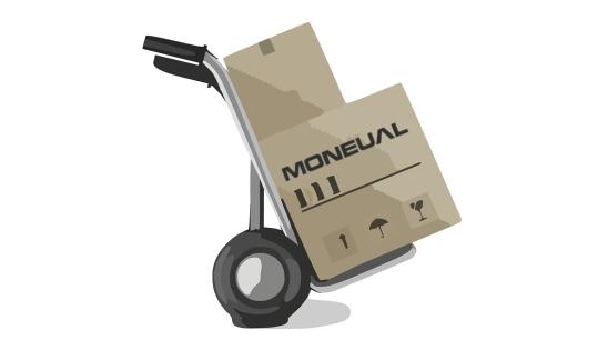 Natychmiastowa dostawa Moneual Dual Care+ MA800