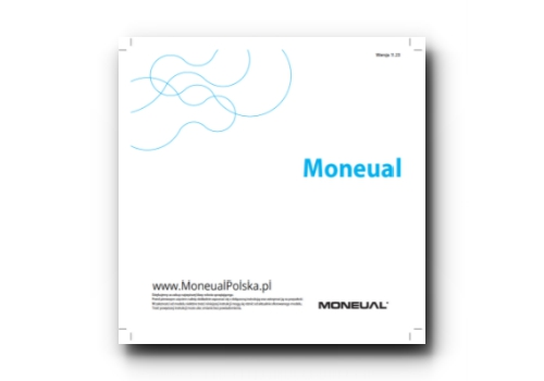 instrukcja obsługi Moneual MHW-600 Red