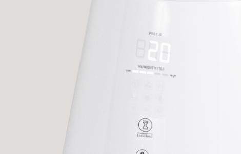 Czujniki czystości powietrza Moneual Dual Care+ MA800