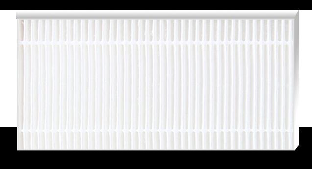 Filtr powietrza HEPA - Automatyczny odkurzacz Moneual MBOT 900