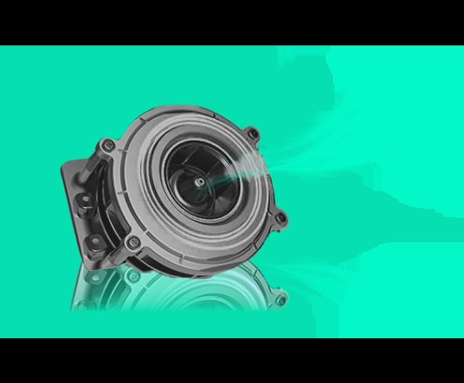 Bezszczotkowy silnik BLDC - Automatyczny odkurzacz Moneual MBOT 900