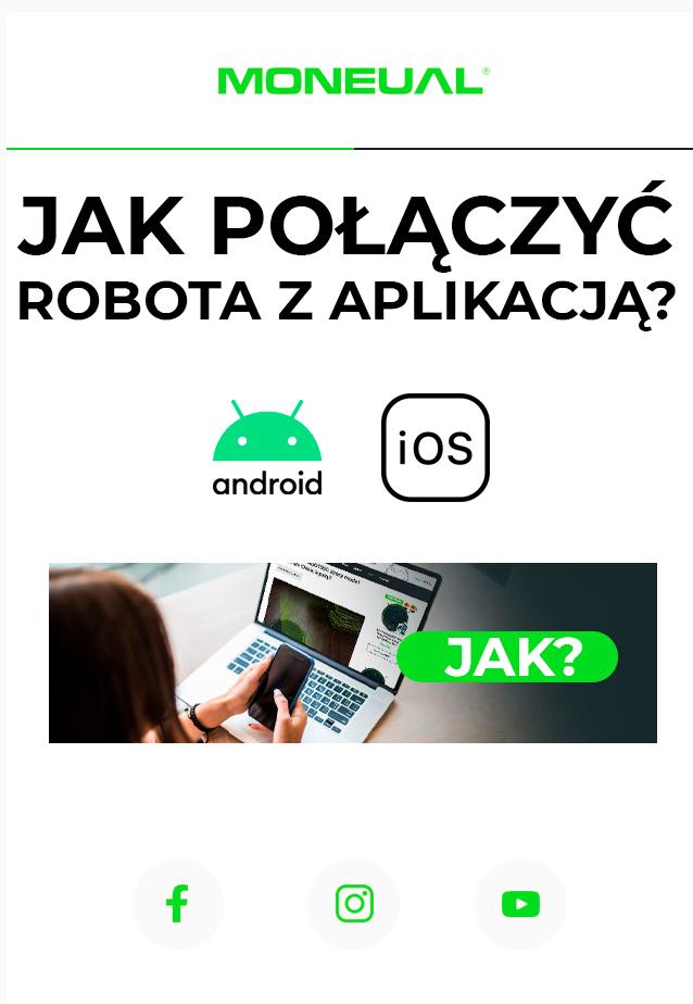 Jak połączyć robota z aplikacją - INSTRUKCJA 📺 video poradnik