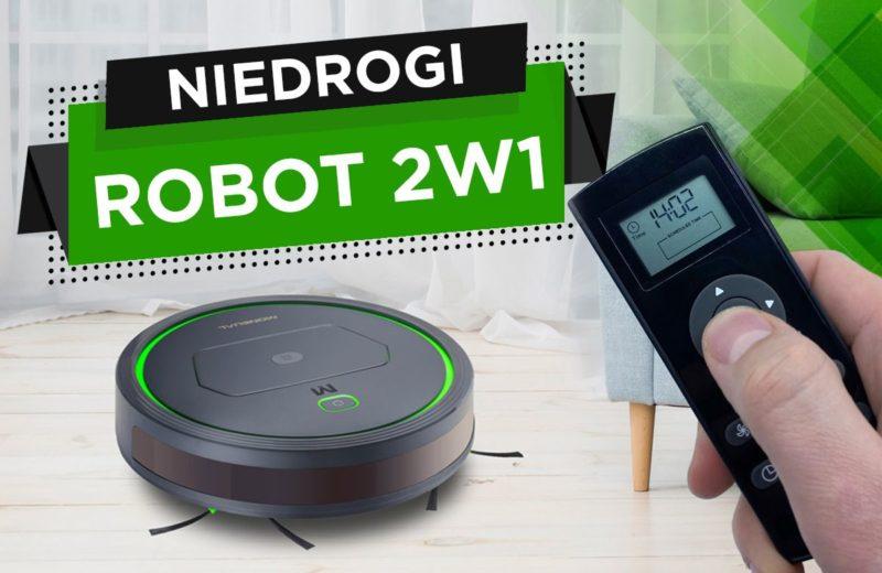 Robot sprzątający mbot500 opinia