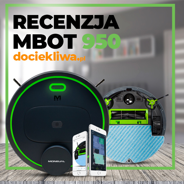 Moneual MBOT 950 - test i opinie | dociekliwa.pl