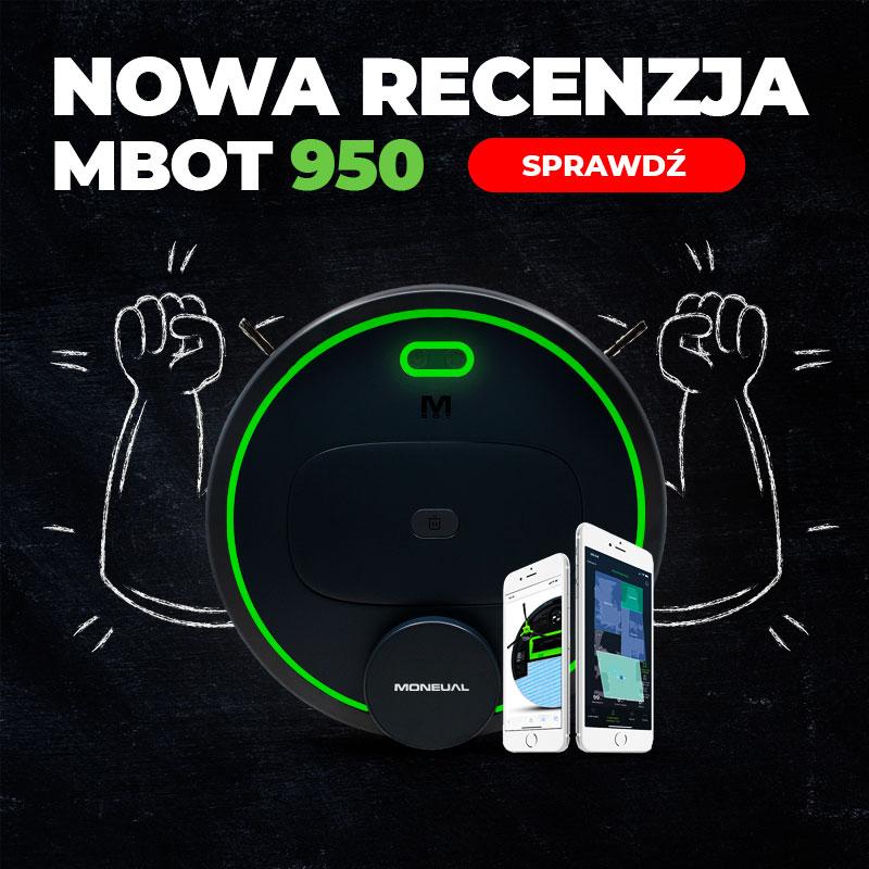 Moneual MBOT 950 - recenzja na Bezprzeplacania.pl