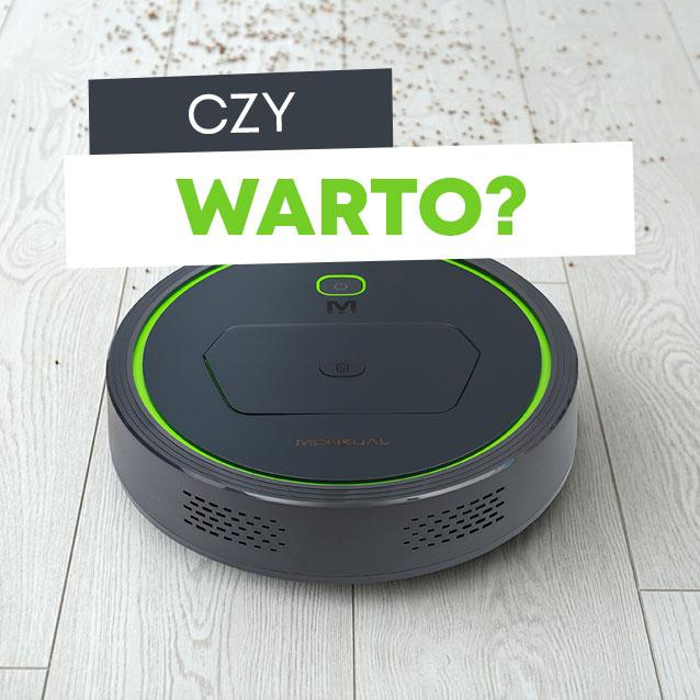 Czy warto kupić robot sprzątający?