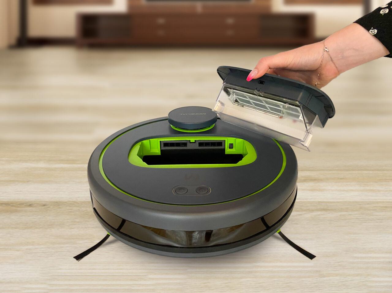 jak dbać o robota sprzątającego