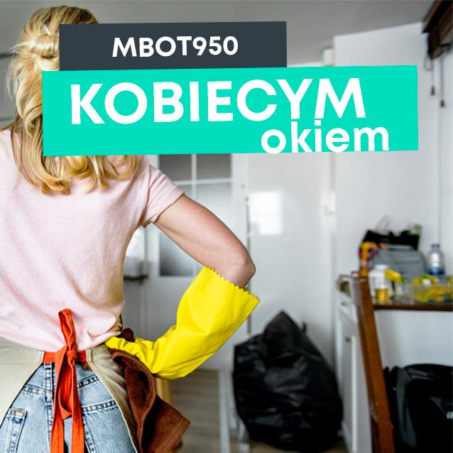 Robot sprzątający  MONEUAL MBOT 950