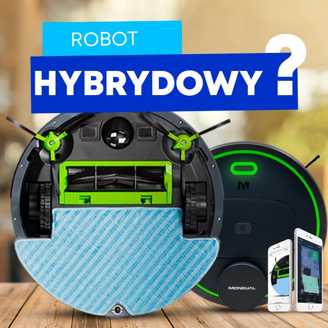 Roboty hybrydowy