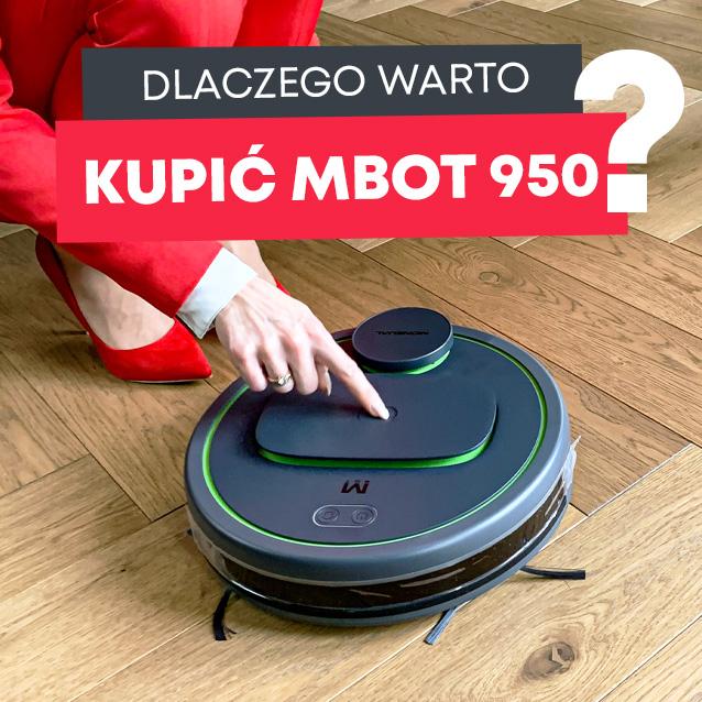 Dlaczego warto kupić MBOT 950?