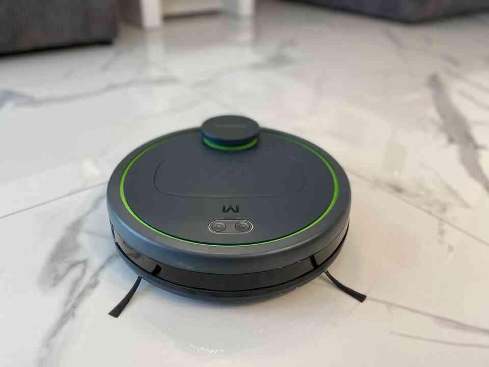 robot sprzątający tani