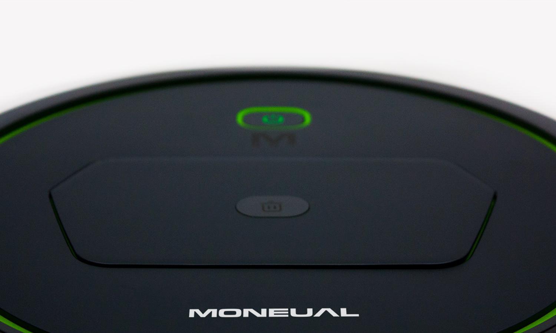 Logo Moneual na robocie automatycznycm